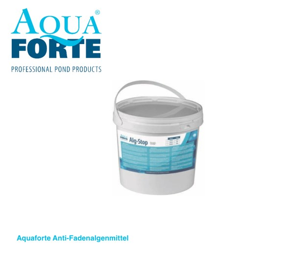 Aquaforte Alg-Stop Anti-Fadenalgenmittel