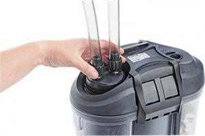 Eden 522 Aquarien Außenfilter für 300Liter Becken inkl. Filtermaterial