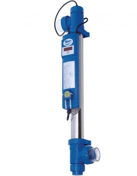 BLUE LAGOON UV-C Timer + 130 Watt Amalgam mit Flowswitch