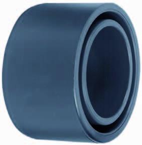 PVC Reduzierring 50 x 40 ECONO-LINE 10 Bar