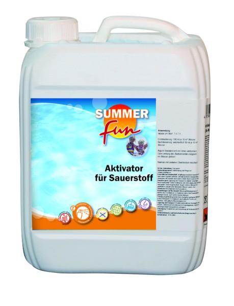 Summer Fun Aktivator für Sauerstoff 5 Liter