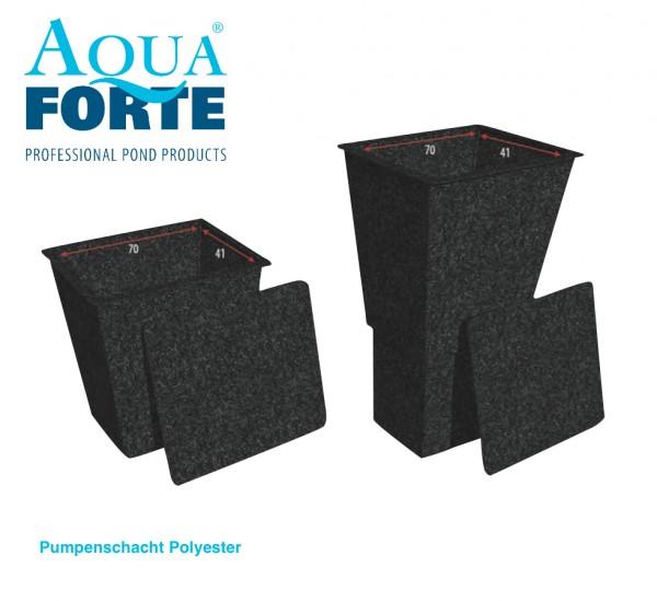 Pumpenschacht Polyester