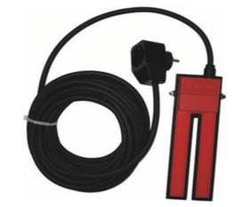Elektrode Niveauregulierung