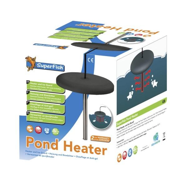 SF Pond Heater 150 Watt Teichheizer Eisfreihalter Eiswächter