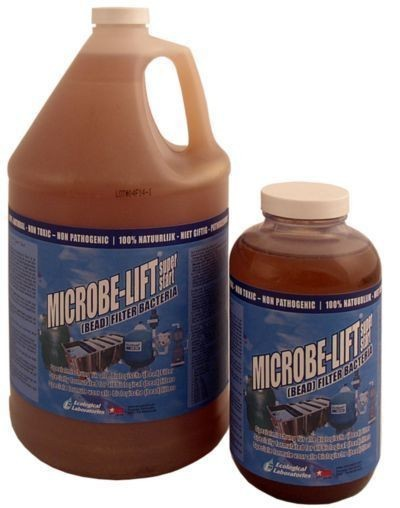 Microbe-Lift Super Start Filter Bakterien 1 Liter