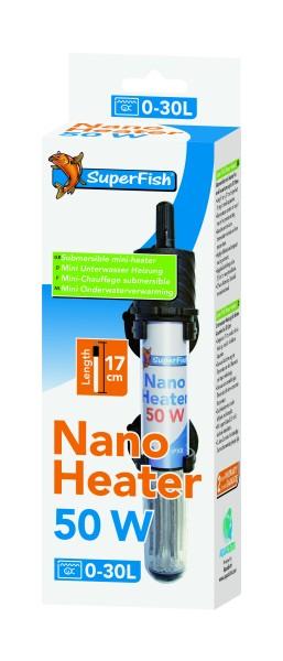 Superfish Nano Heater