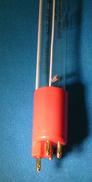 Superfish Tech & Alutech UVC Ersatzlampe T5 75Watt (F980079BU)