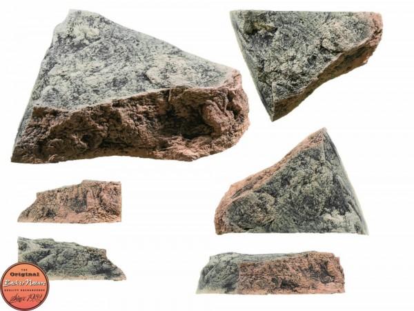 Back to Nature Aquarium Modul Basalt/Gneiss U, 35x25x11cm