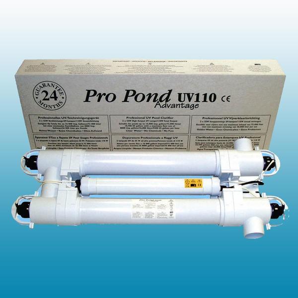TMC Pro Pond Advantage TL 110W UVC Gerät - Teichklärer - Algenfrei