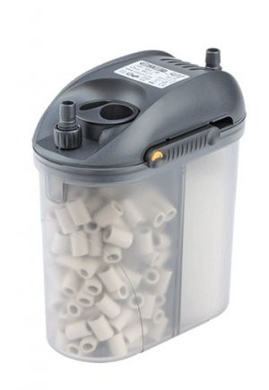 Eden 501 Aquarien Außenfilter für 60 Liter Becken inkl. Filtermaterial