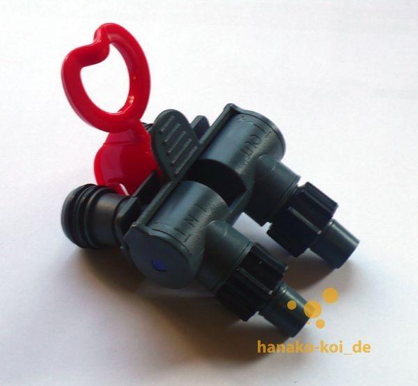 Schnelltrennkupplung für UVF-3328 / HF3323