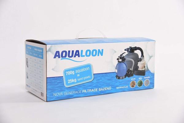 Pondlife 700g 8 Liter Filter Balls Pool Filterkessel Sandfilter 25 kg Filtersand Quarzsand Ersatzpro