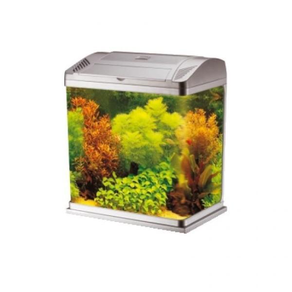 Pondlife Komplettaquarium HP-300 (21 L / silber) Aquarium Set
