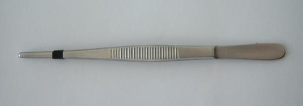 KOI MED Pinzette anatomisch breit 14,5cm