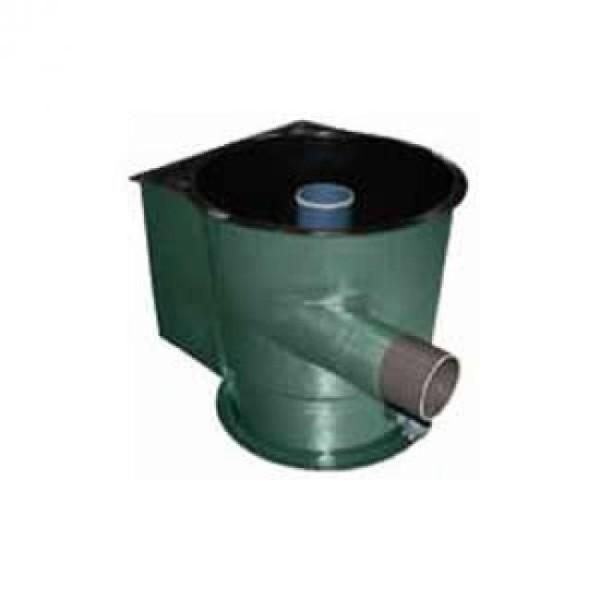 TRIPOND Vortex grün kompl. mit Anschlüsse Modul 4