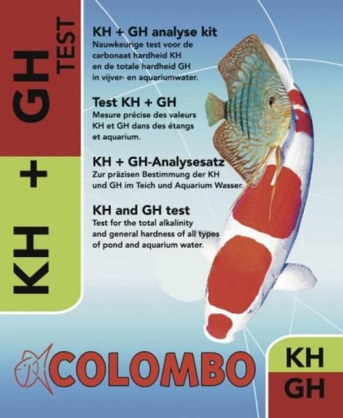 Colombo GH/KH Test