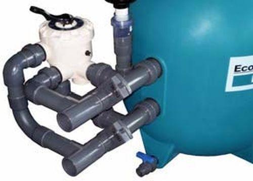 Aquaforte Bypass für Econobead EB-40/50/60 Filter