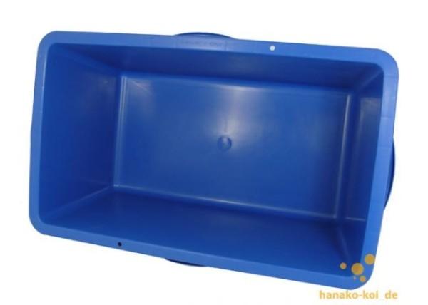 Inspektions Messwanne 80 cm (blau) für Koi