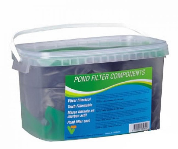 Velda Vt Teich Aktivkohle Filterkohle Filtermedium Eimer Teichfilter 1kg / 5L