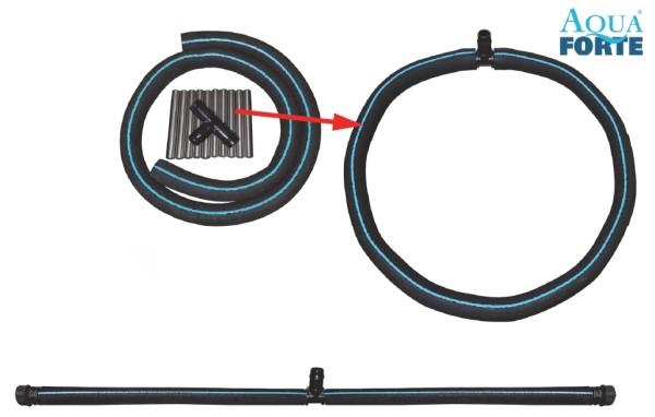 AquaForte Professionelle Belüfter Ringe + Stangen