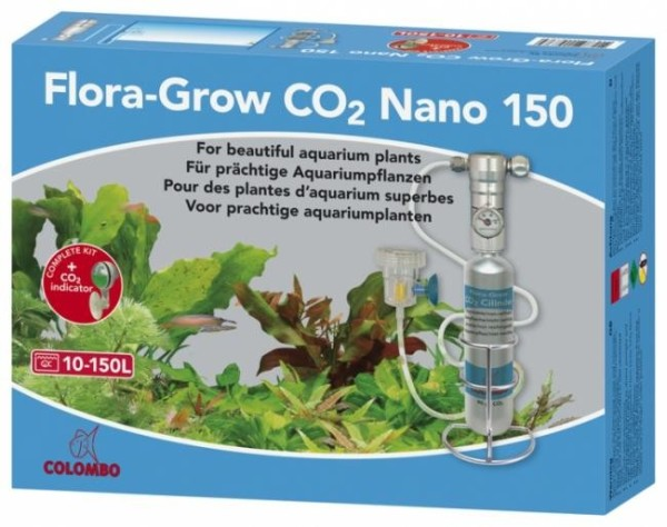 Colombo Flora Grow Co2 Nano 150 Set
