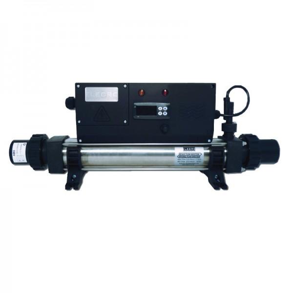 ELECRO Edelstahl Teichheizer Digital ( 0-40°C ) Teichheizung