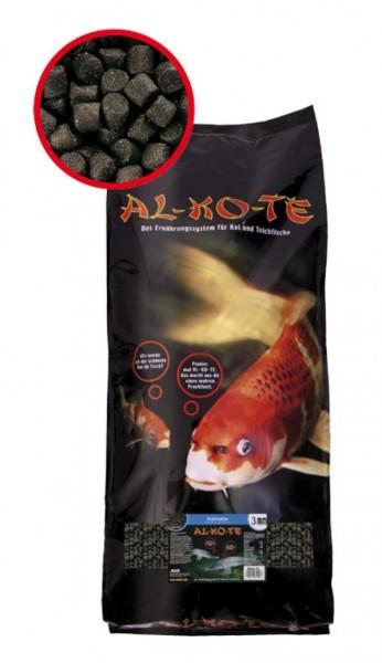 Alkote Premium Störfutter (25 kg / Ø 6 mm) Spezialfutter für Zierstöre