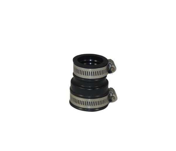 Flexibler Rohrverbinder Flexfitting Reduziermuffe EPDM 90x50 mm