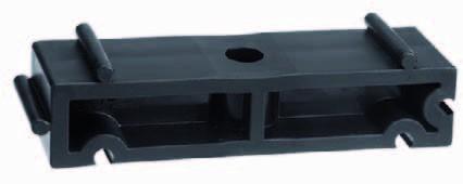 Distanzhalter 125mm Für VDL Rohrschelle