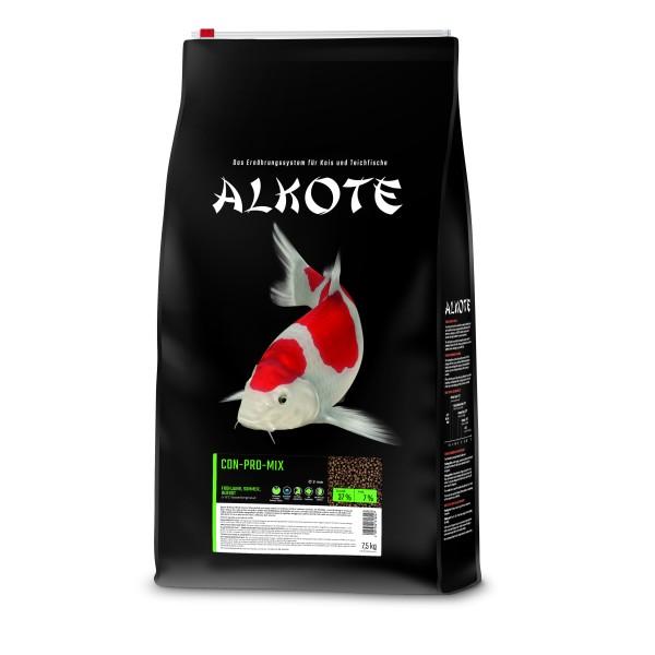 Alkote Koifutter Conpro Mix (7,5 kg / Ø 3 mm) Hauptfutter für die ganze Saison