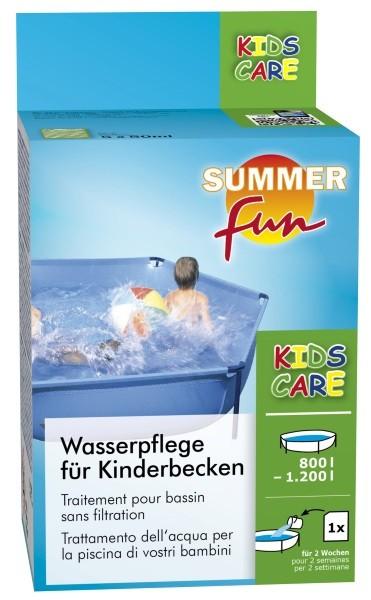Summer Fun Kids Care
