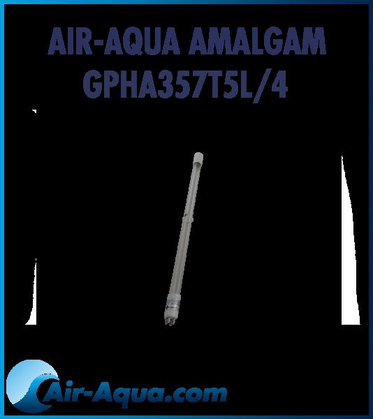 Amalgam repl. lamp 40W GPHA357T5L/4