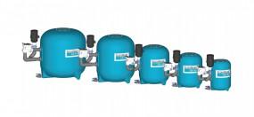 Aquaforte Econobead Beadfilter EB-50 (max. 20 m³ Teichinhalt)