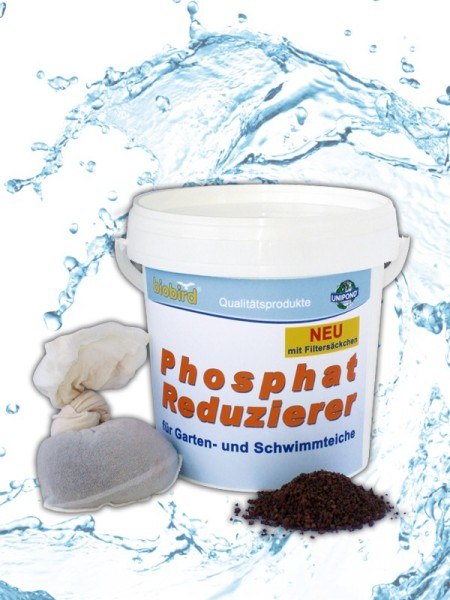 Weitz-Wasserwelt PHOSPHATREDUZIERER f. Aquarien 150g