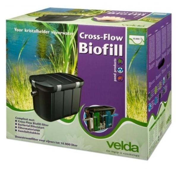 Velda Cross-Flow Swirl + UV-C 18W für 10000L Wasser
