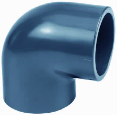 PVC-Winkel 90° Ø 20