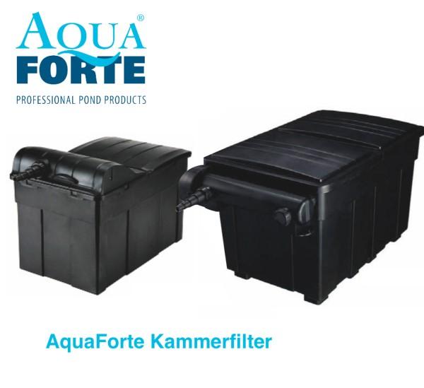 AquaForte Kammerfilter mit UV-C