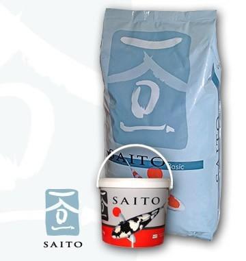 Saito Basic 2kg Futter Koi 5,0mm