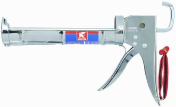 Kartuschenpistole Kittpistole schwere Ausf. in Metall