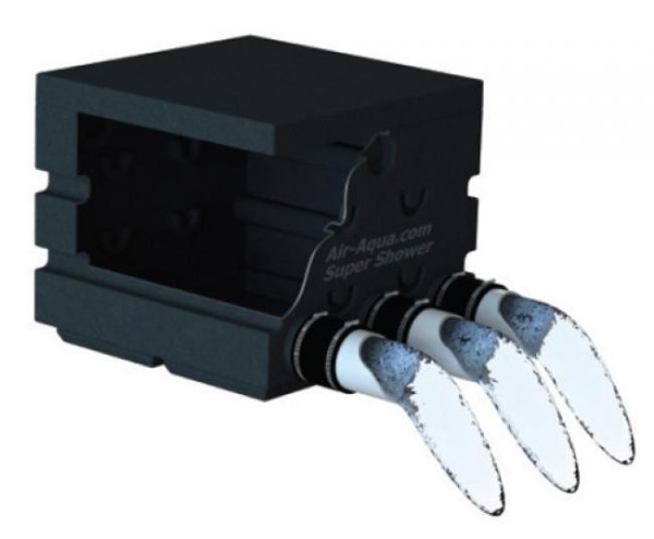 Modulfilter Air-Aqua SuperShower 4-stufig