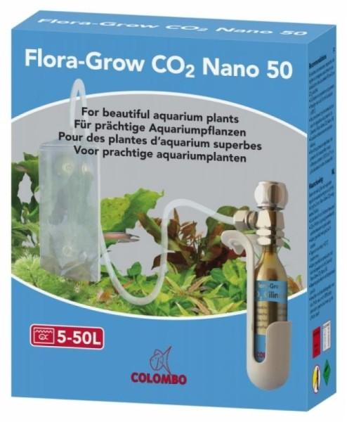 colombo-flora-grow-co2-nano-50-nachfullung-16g