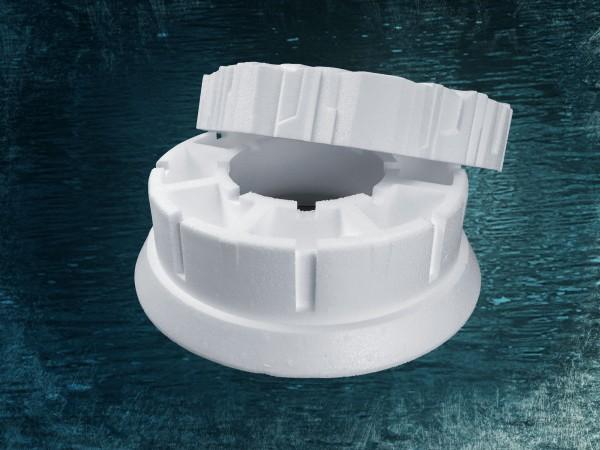 Pondlife Eisfreihalter für Ihren Gartenteich - robust & lange verwendbar 40 cm