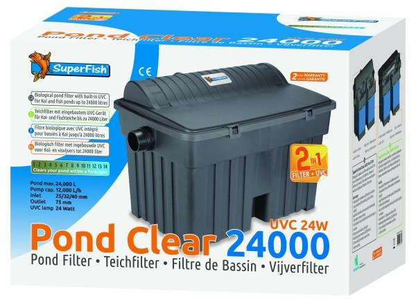 SF PondClear Kit 24000 UVC 24W-Pond ECO 12000
