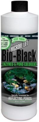 Microbe-Lift Bio Black 0,5 Liter ( Enzyme & Teich Farbstoff )