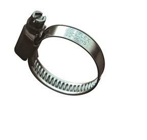 Schneckengewindeschellen W5 - Edelstahl - 12mm Bandbreite - 5er Set