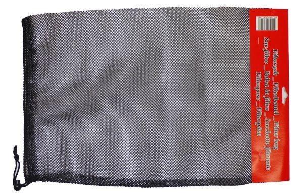 Xclear Filtermediensack schwarz 60 cm x 45 cm