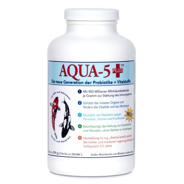 AQUA-5 PLUS Milchsäure + Vitalstoffe