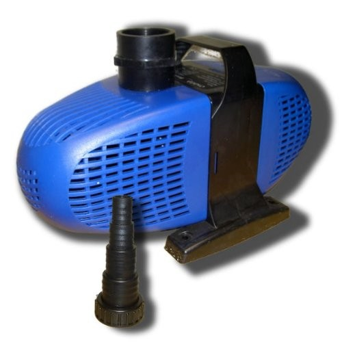 OSAGA Blaue Bella OBB-10000 - Teichfilter- und Bachlaufpumpe
