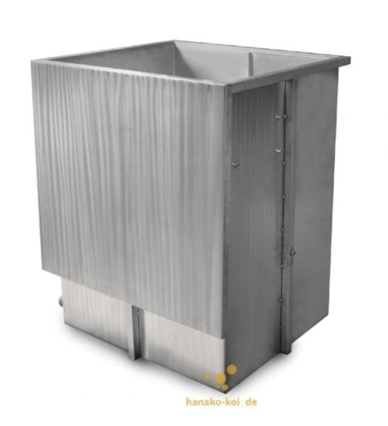 Crystal Clear Vliesfilter 750 (Pumpversion) bis 60.000 Liter inkl. UVC + Filtermaterial + Vliesrolle