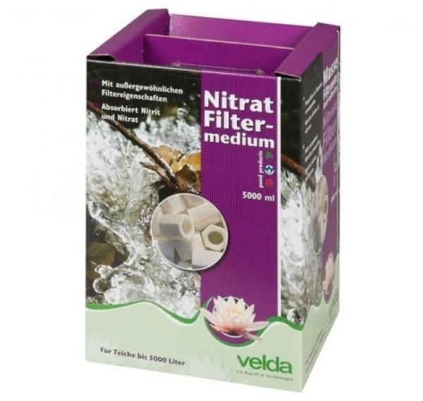 Velda Nitrat Filtermedium 5L, Glaskeramik